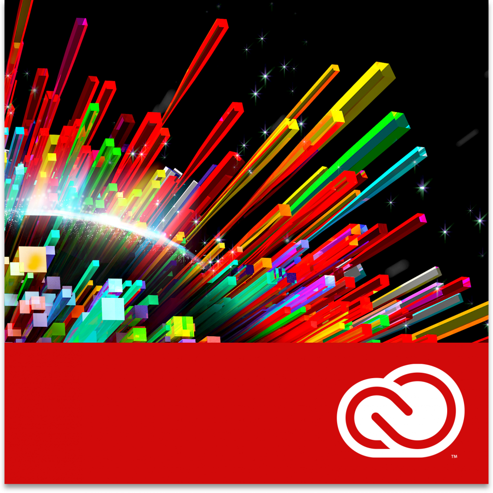 Adobe Creative Cloud - Подписка на 1 Год