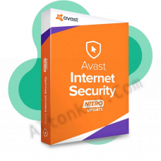 Avast! Internet Security (1 Год)