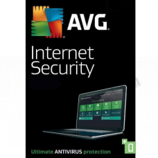 AVG Internet Security (1Пк/1Год)