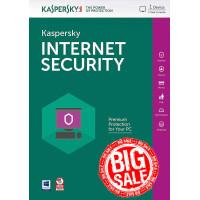 Kaspersky Internet Security  (1 Год proxy)