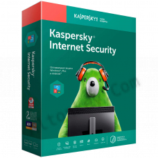 Kaspersky Internet Security (1 Год)
