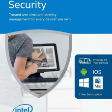 McAfee Internet Security (1-Пк / 5-Лет)