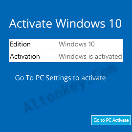 Активировать Виндовс 10 Ключом