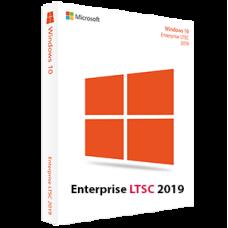 Windows 10 Корпоративная LTSC 2019