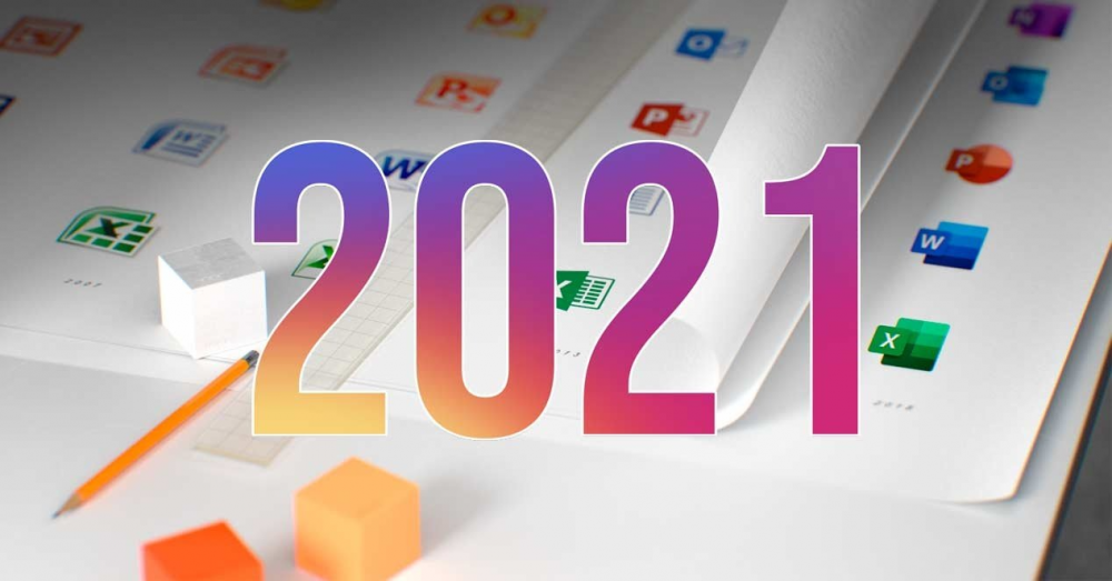 Microsoft Office 2021 for Home and Study Windows 10 Term License Key