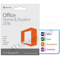 Office Home and Student 2016 (Electronic key)