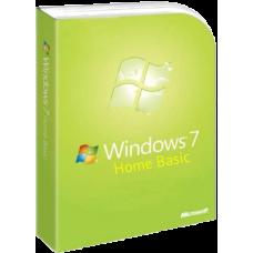 Microsoft Windows 7 Home Basic