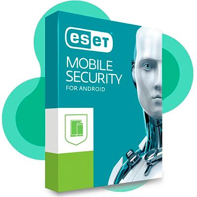 ESET NOD32 Mobile Security для Андроид Коробка