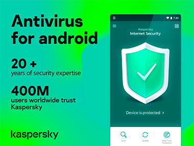 Download Kaspersky Internet Security for Android