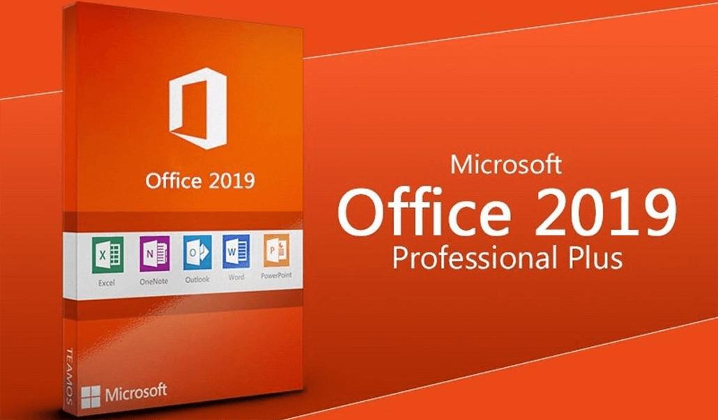 Microsoft Office Professional Plus 2019 Large Logo