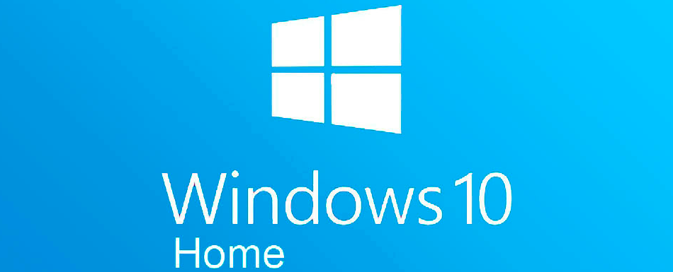 Microsoft Windows 10 Home Large Logo