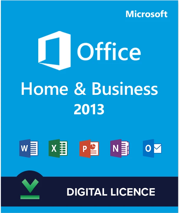 Скачать Microsoft Office 2013 Home and Business