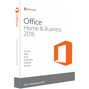Скачать Microsoft Office 2016 Home and Business