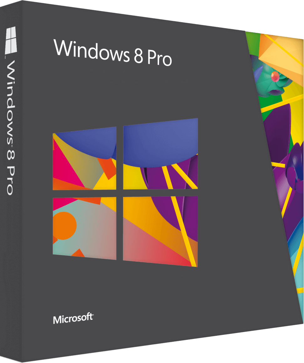 Microsoft Windows 8 Professional Download