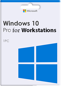Download Windows 10 Professional For Workstations