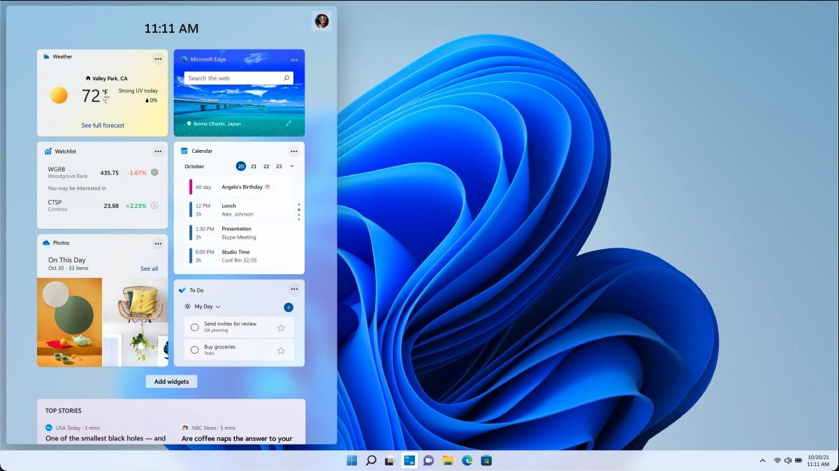Microsoft Windows 11 Home Large Logo